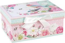 Geschenkbox  - Multicolor, Trend, Karton/Papier (17/8/12cm) - Boxxx