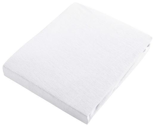 KINDERSPANNLEINTUCH - Weiß, Basics, Textil (40/90cm) - My Baby Lou