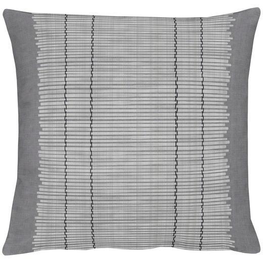 KISSENHÜLLE Grau - Grau, Basics, Textil (49/49cm)