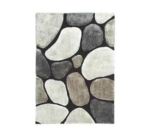 KOBEREC S VYSOKÝM VLASEM - šedá, Trend, textilie (160/230cm) - Novel