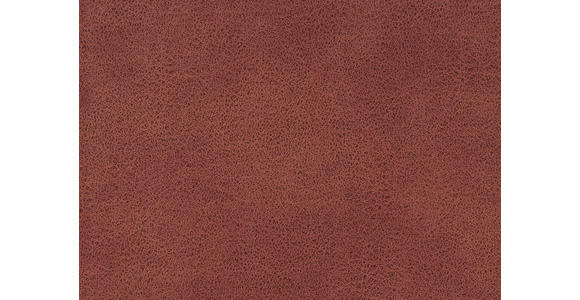 WOHNLANDSCHAFT Rot Flachgewebe  - Beige/Rot, Design, Textil/Metall (178/298cm) - Valnatura