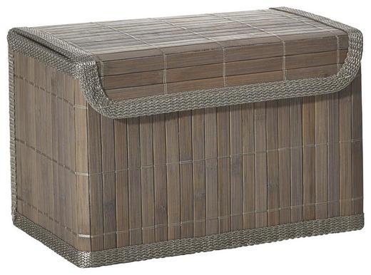 REGALKORB - Naturfarben, KONVENTIONELL, Holz/Textil (25/14/16cm) - LANDSCAPE