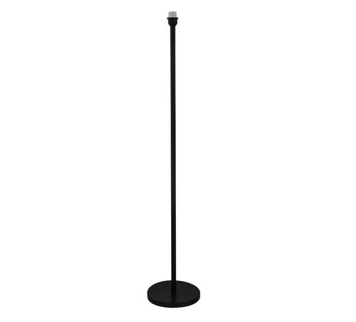 PODSTAVEC SVÍTIDLA - černá, Basics, kov (28/150cm) - Marama
