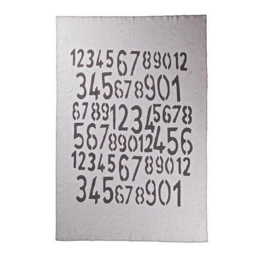 DECKE 130/170 cm Grau - Grau, Trend, Textil (130/170cm)