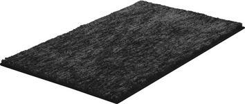 BADTEPPICH  Anthrazit, Grau, Silberfarben  60/100 cm     - Anthrazit/Silberfarben, KONVENTIONELL, Kunststoff/Textil (60/100cm) - Esposa
