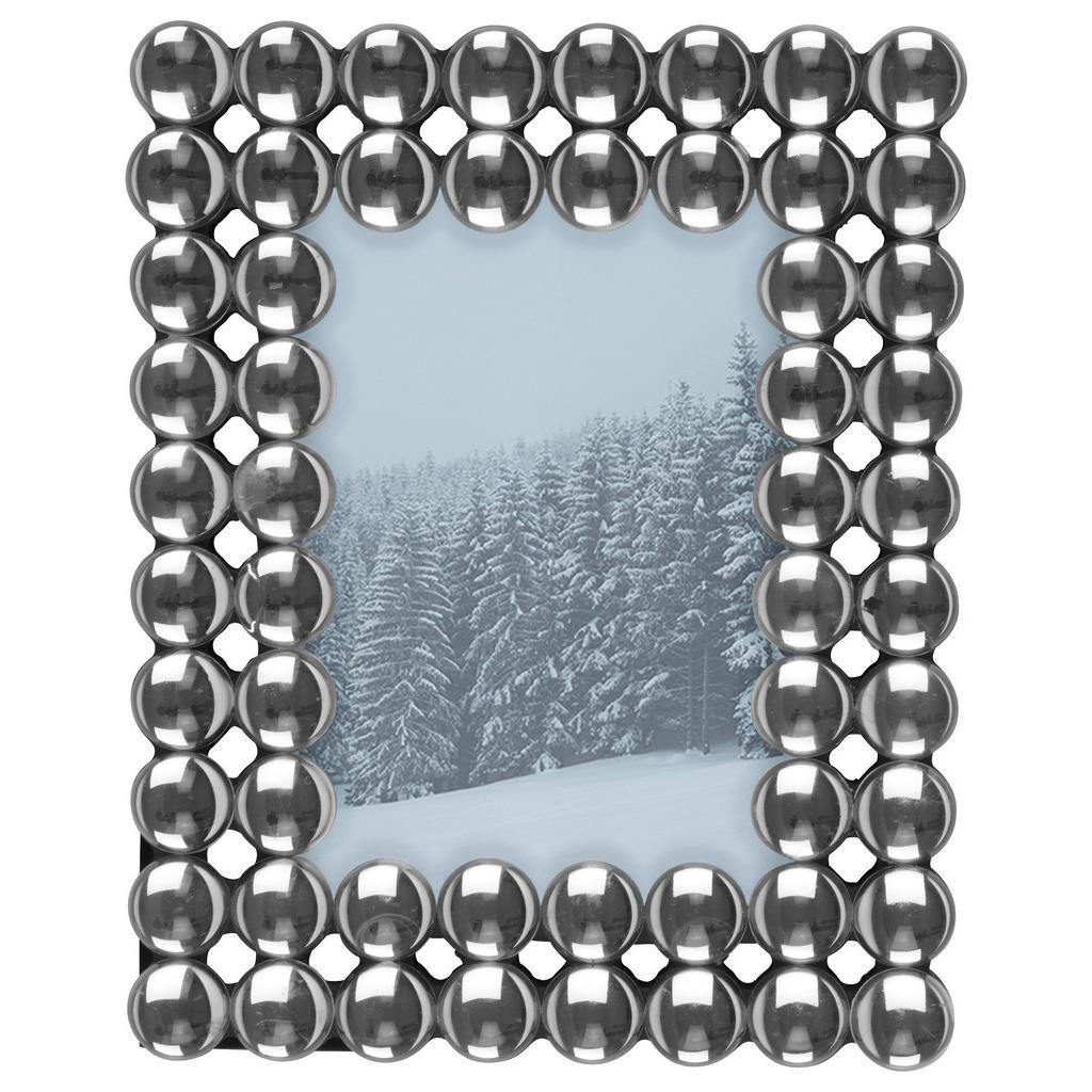 Image of Ambia Home Fotorahmen in klar, silberfarben , Gd-6432 , Glas, Holzwerkstoff , 16x20x2 cm , Natur,klar,Nachbildung , 0089370180