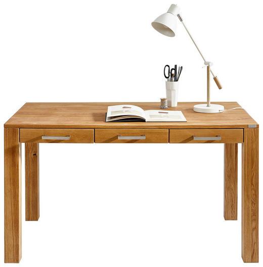 Schreibtisch Eiche Massiv schreibtisch eiche massiv eichefarben online kaufen ➤ xxxlutz