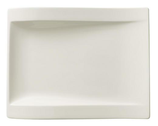 FRÜHSTÜCKSTELLER Keramik Fine China - Weiß, Basics, Keramik (20/26cm) - Villeroy & Boch