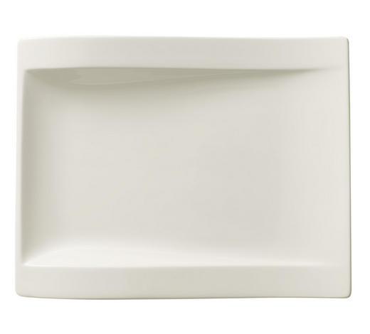 FRÜHSTÜCKSTELLER 20/26 cm  - Weiß, Design, Keramik (20/26cm) - Villeroy & Boch
