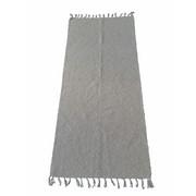 ROČNO TKANA PREPROGA - bež, Basics, tekstil (70/200cm)