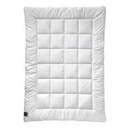 GANZJAHRESBETT  135-140/200 cm   - Weiß, Basics, Textil (135-140/200cm) - Billerbeck