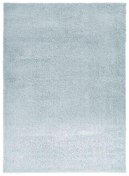 WEBTEPPICH  160/230 cm  Hellblau - Hellblau, Textil (160/230cm) - Novel