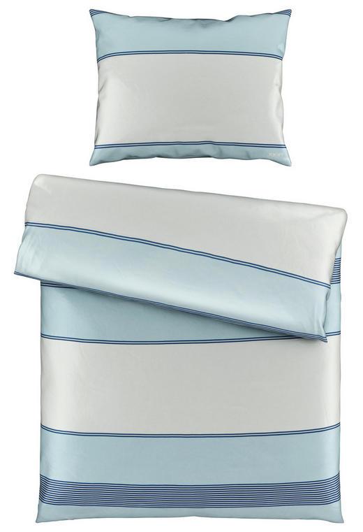 BETTWÄSCHE - Blau/Beige, Design, Textil/Weitere Naturmaterialien (140/200/cm) - Joop!