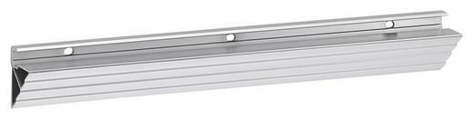WANDPROFIL - Alufarben, Basics, Metall (40cm)