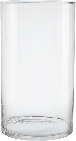 VAS - klar, Basics, glas (20/35cm) - Ambia Home