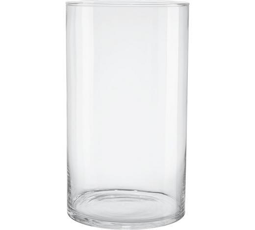 VASE 35 cm - Klar, Basics, Glas (20/35cm) - Ambia Home