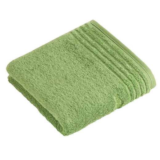 HANDTUCH 50/100 cm - Grün, Basics, Textil (50/100cm) - VOSSEN