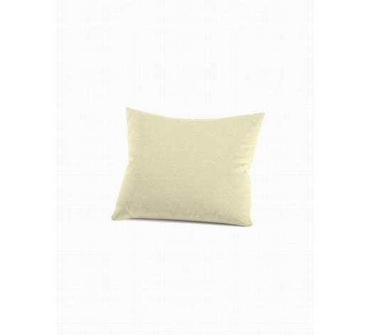 KISSENHÜLLE - Creme, Basics, Textil (70/90cm) - Schlafgut