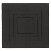 KOPALNIŠKA PREPROGA FEELING - črna, Konvencionalno, tekstil (60/60cm) - Vossen