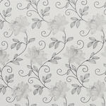 DEKOSTOFF per lfm blickdicht  - Grau, KONVENTIONELL, Textil (140cm) - Esposa