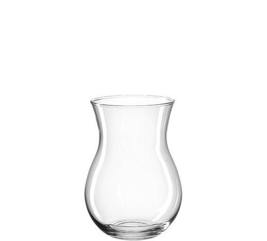 VASE 22,00 cm - Klar, Basics, Glas (30/24/30cm) - Leonardo