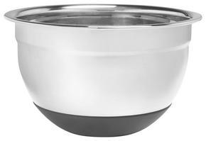 VISPSKÅL - rostfritt stål-färgad, Basics, metall/plast (18/11cm) - Homeware