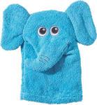 BABYWASCHHANDSCHUH - Blau, Textil (14/22cm) - MY BABY LOU