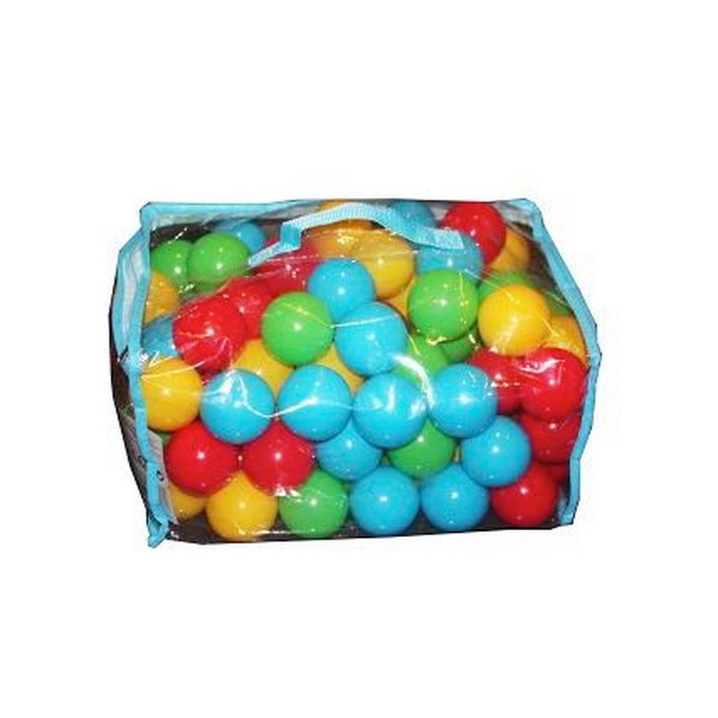 Bunte Spielbälle für Bällebad