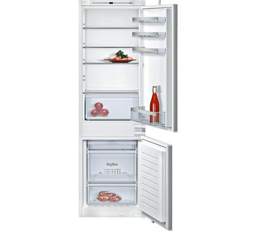 Kühl-Gefrier-Kombi KG714A2 - Weiß, Basics, Metall (54,1/177,2/54,5cm) - Neff