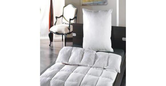Kassettendecke Richard 140x200 cm - Weiß, KONVENTIONELL, Textil (140/200cm) - Primatex