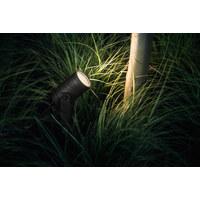 Außenleuchte HUE LILY Schwarz  - Schwarz, Design, Metall (7/19,4/8,4cm) - Philips