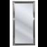 SPIEGEL  - Silberfarben, Design, Glas/Kunststoff (90/180/3,5cm) - Kare-Design