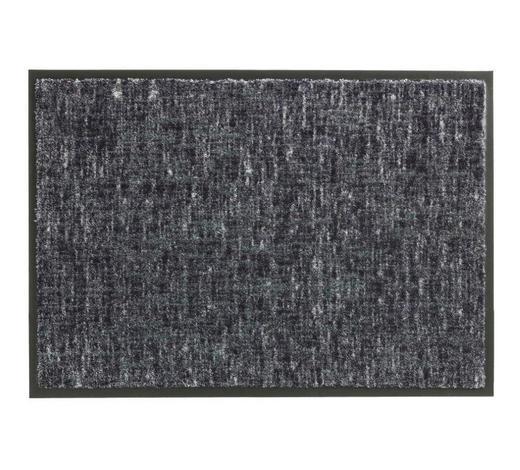FUßMATTE 50/70 cm  - Grau, KONVENTIONELL, Textil (50/70cm) - Schöner Wohnen