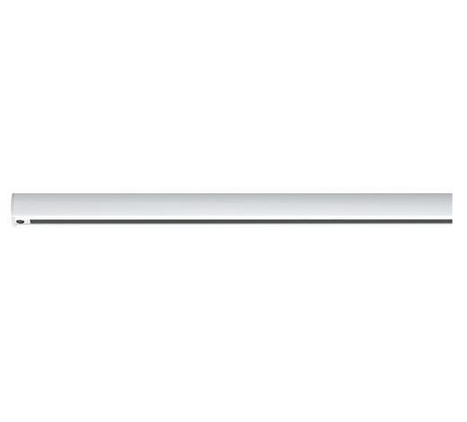 URAIL SCHIENENSYSTEM 100CM - Weiß, Design, Metall (100/1,8/1,8cm)