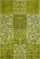 VINTAGE MATTA - grön, Lifestyle, textil (160/230cm) - Novel