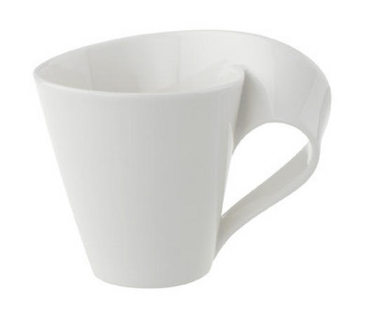 KAFFEETASSE - Weiß, Basics (0,2l) - VILLEROY & BOCH