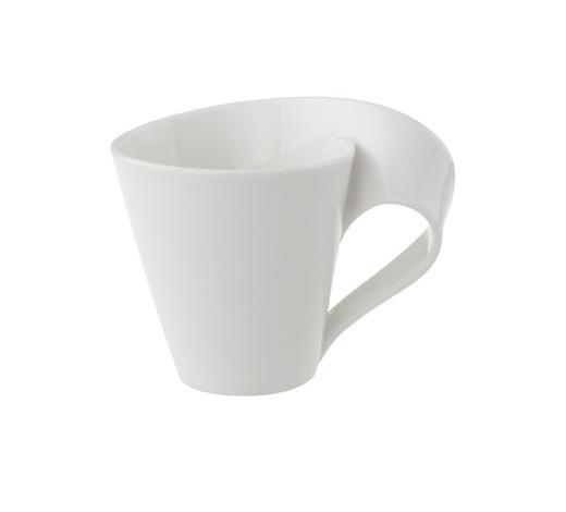 KAFFEETASSE 200 ml - Weiß, Design, Keramik (0,2l) - Villeroy & Boch