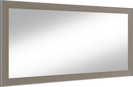 SPIEGEL - Taupe, Design, Glas (120/60cm) - Novel