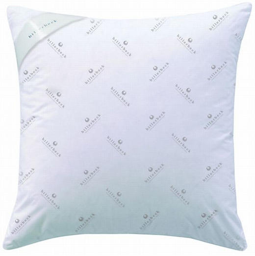 KOPFKISSEN  40/40 cm - Weiß, Basics, Textil (40/40cm) - BILLERBECK
