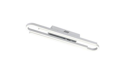 LED-DECKENLEUCHTE - Weiß, MODERN, Metall (100/7,5/11,5cm)