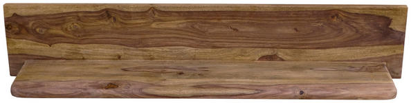 WANDBOARD in 115/22/25 cm Sheeshamfarben  - Sheeshamfarben, LIFESTYLE, Holz (115/22/25cm) - Landscape