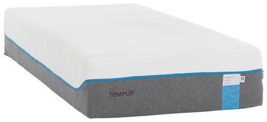 MATRATZE CLOUD LUXE - Weiß/Grau, Basics, Textil (100/200cm) - Tempur