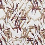 VORHANGSTOFF per lfm Verdunkelung  - Braun/Olivgrün, KONVENTIONELL, Textil (150cm) - Esposa