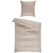 BETTWÄSCHE Jacquard Sandfarben 135/200 cm - Sandfarben, Basics, Textil (135/200cm) - Joop!