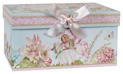 AUFBEWAHRUNGSBOX 23/16/12 cm  - Multicolor, Trend, Karton/Papier (23/16/12cm) - Boxxx