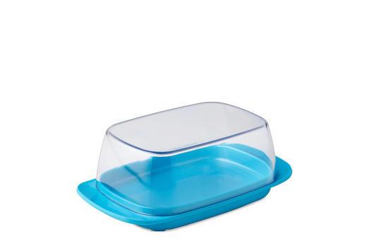 BUTTERDOSE Kunststoff - Blau, Design, Kunststoff (17/9,8/6cm) - Mepal Rosti