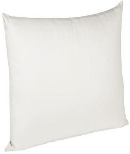 KISSENHÜLLE Weiß 40/40 cm - Weiß, Basics, Textil (40/40cm) - FLEURESSE
