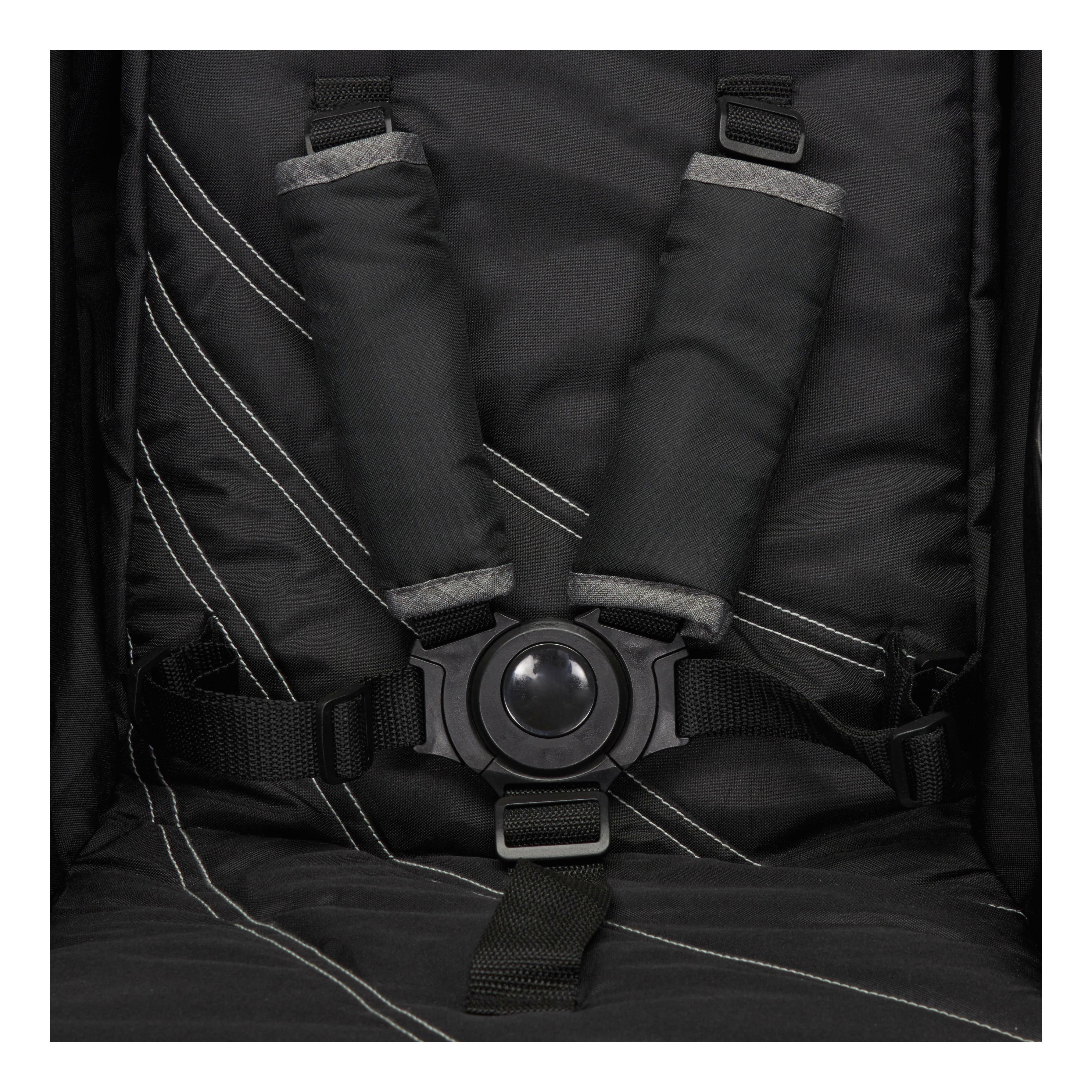 SULKY - grå/svart, Klassisk, metall/textil (78/50/106cm) - Jimmylee