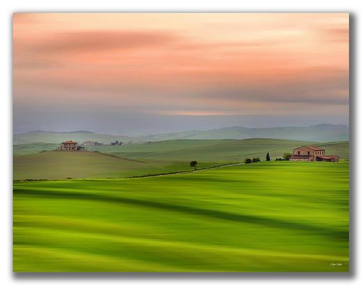 Landschaft & Natur ACRYLGLASBILD - Multicolor, Basics, Kunststoff (65/50cm) - Wiedemann