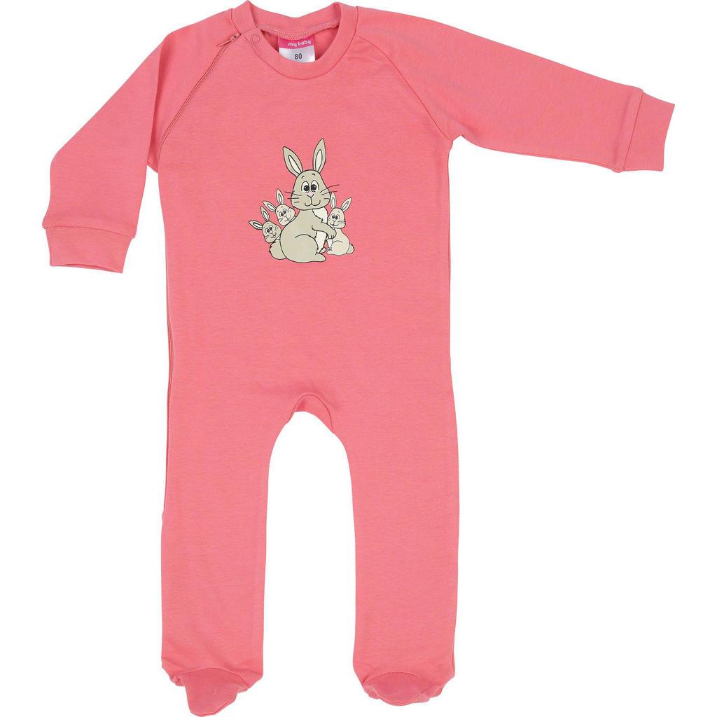 Schlafanzug mit Hasenmotiv von My Baby Lou